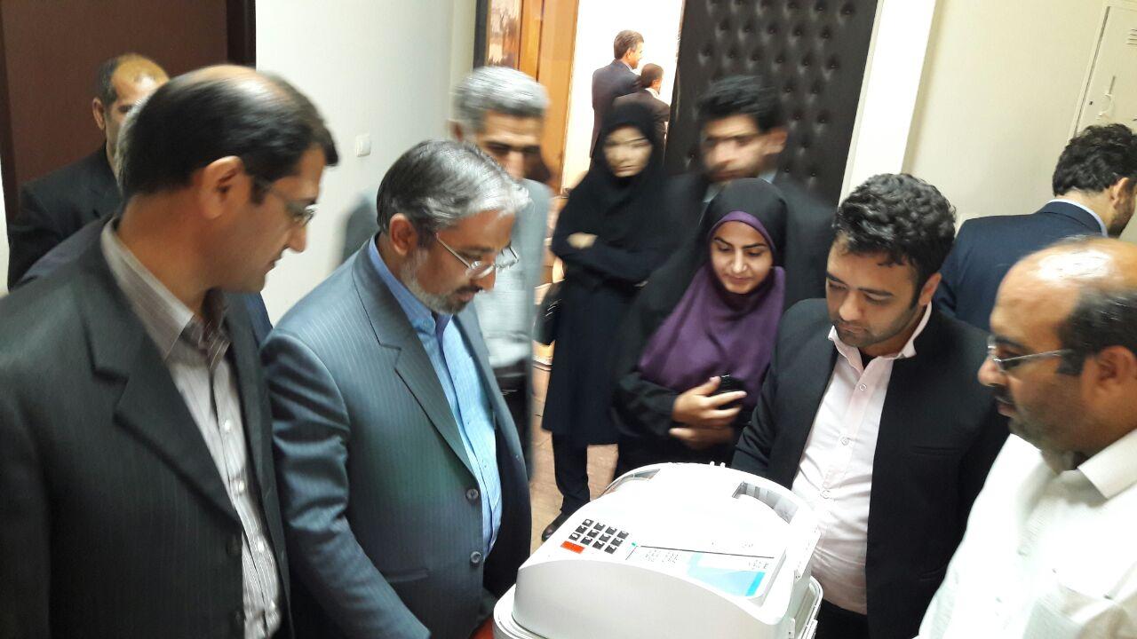 روساي ادارات شهرستان بيرجند با «انتخابات الكترونيكي شوراها» آشنا شدند.